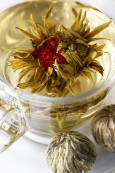 ONE DAY SAMPLE MOOD BOOSTING MENU TO HELP FIGHT THE FEBRUARY BLUES-Herbal Flowering Tea