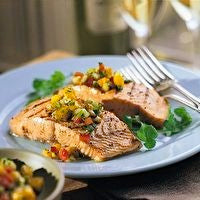 Salmon & salsa-americas-fitness-couture