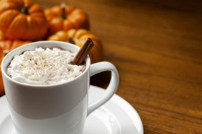 Pumpkin Spiced Latte-or Coffee-Recipe
