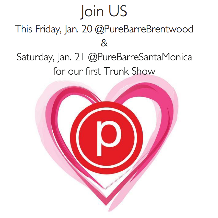 Trunk Show-American-Fitness-Couture-Pure-Barre-Brentwood-Santa Monica-American-Fitness-Couture-Blog