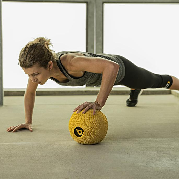 FITNESS GIFTS FOR EVERY TYPE OF EXERCISER-SKLZ Heavy Med Ball