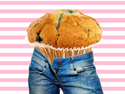 3 TOP TIPS TO MINIMIZE A MUFFIN TOP LOOK WHEN WORKING OUT