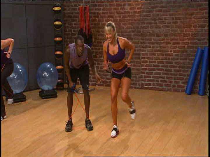Core Transformer 1000 Calorie Burn Workout Video HIIT Running