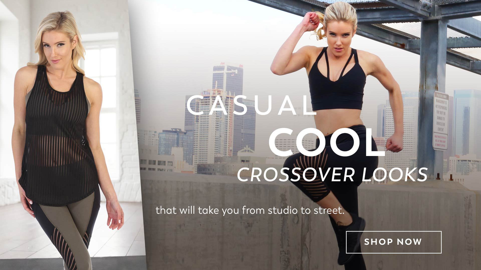 New Arrivals Spring 2018 American Fitness Couture