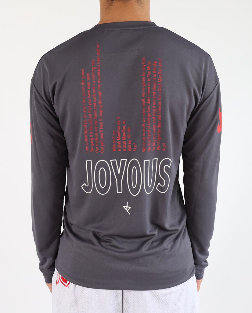 Long Sleeve Warm Up
