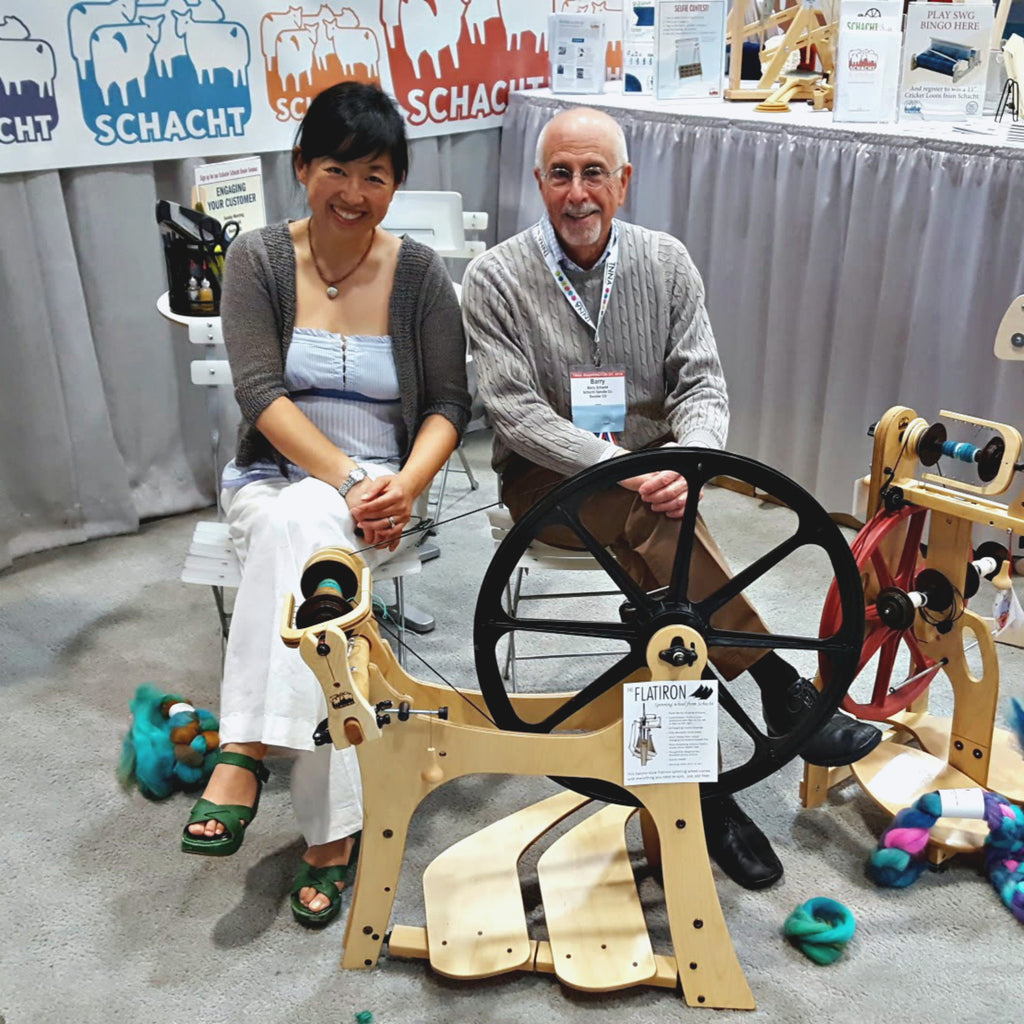 Highlights from TNNA Needle Arts Trade Show