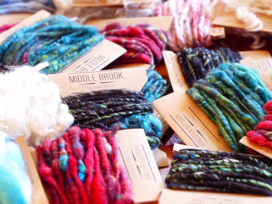 Art Yarn Tasting Flight