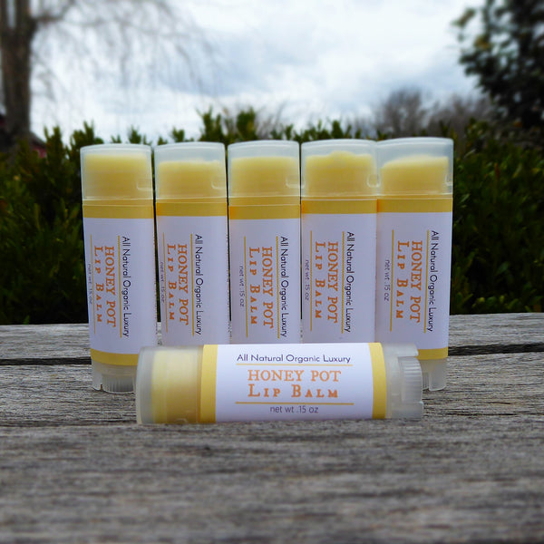 Honey Pot Lip Balm