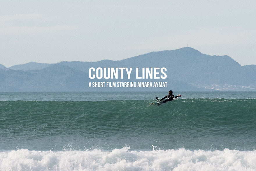 County Lines - A Short Film Starring Ainara Aymat