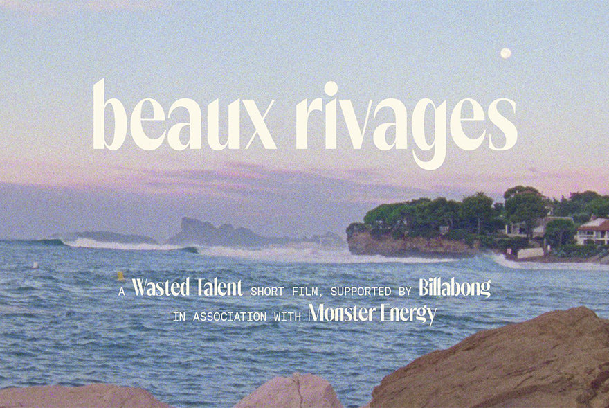 'Beaux Rivages' a new short film by Wasted Talent