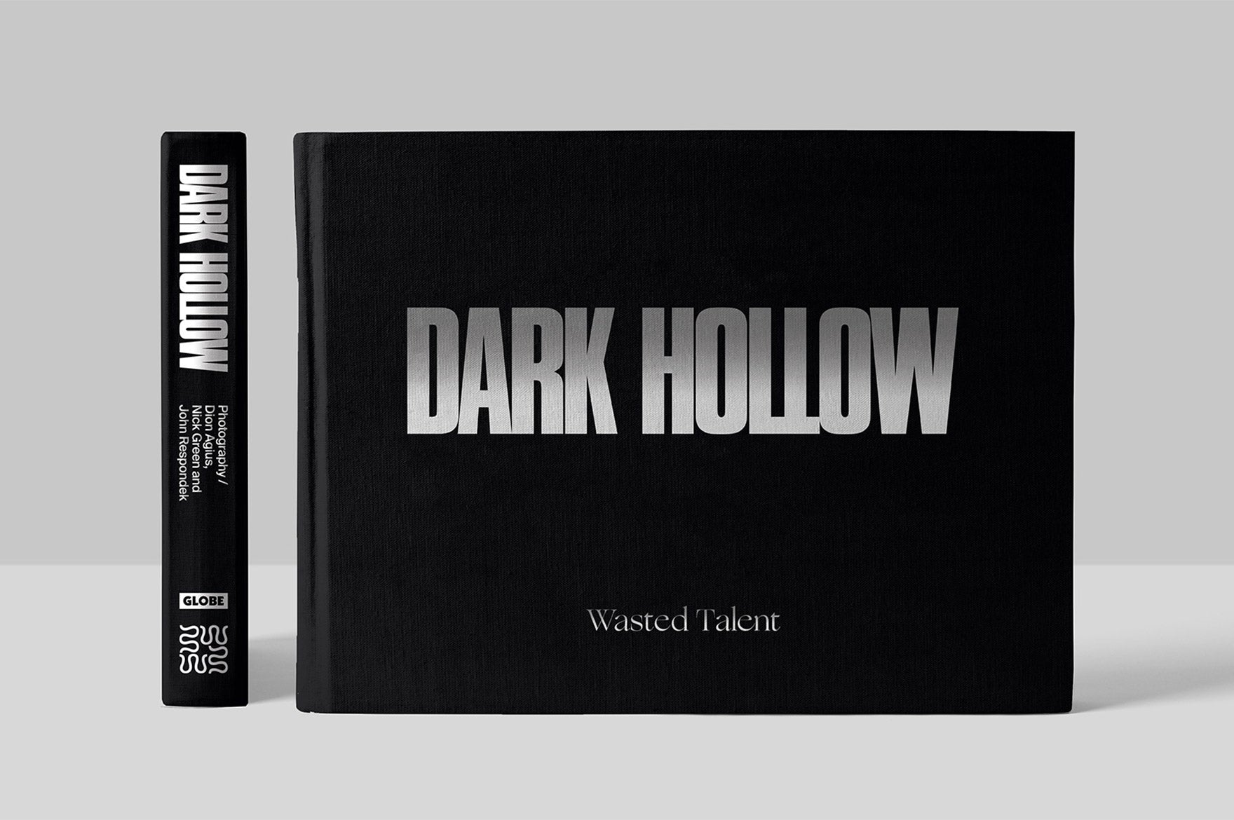 "WASTED TALENT ""DARK HOLLOW"" PHOTO BOOK"