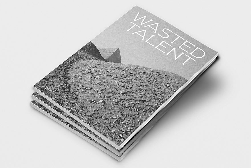 wasted talent mag magazine vol volume vii 7