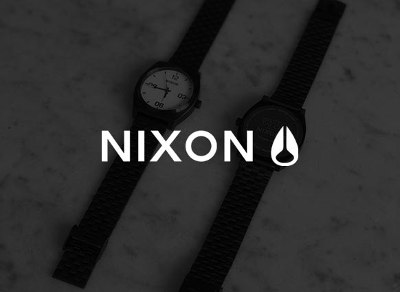 nixon watch time teller wasted talent