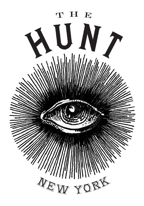 The Hunt NYC logo