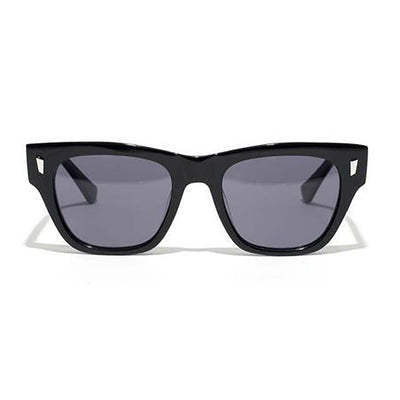 Epøkhe Non Sunglasses - Black Polished / Grey