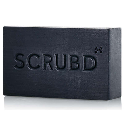 Scrubd Soap Charcoal and Black Pepper