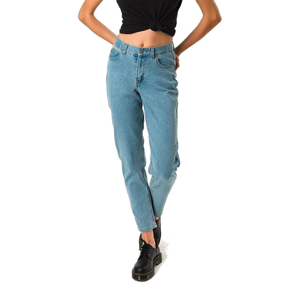 50a7831fbc Afends Luckies Slim Jeans - Stone Blue - Wasted Talent - Wasted Talent  Boutique - Online Shop
