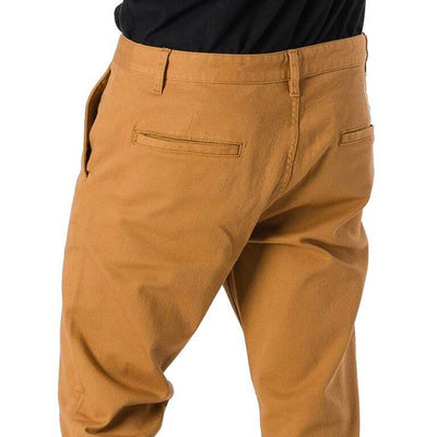 Afends Rival Chino Pants - Taupe