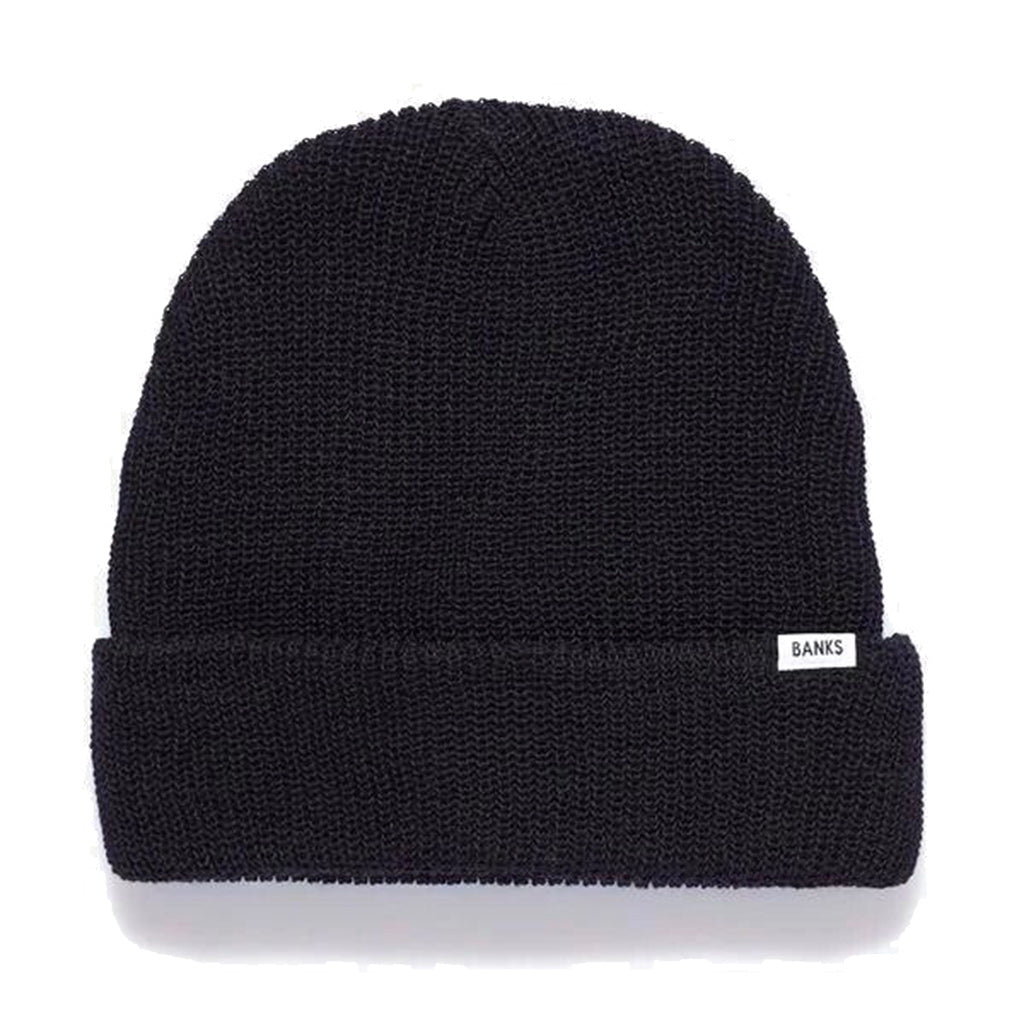 Banks Journal Primary Beanie - Black