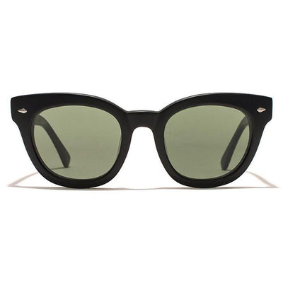 EPØKHE Dylan Zero Sunglasses - Black Gloss