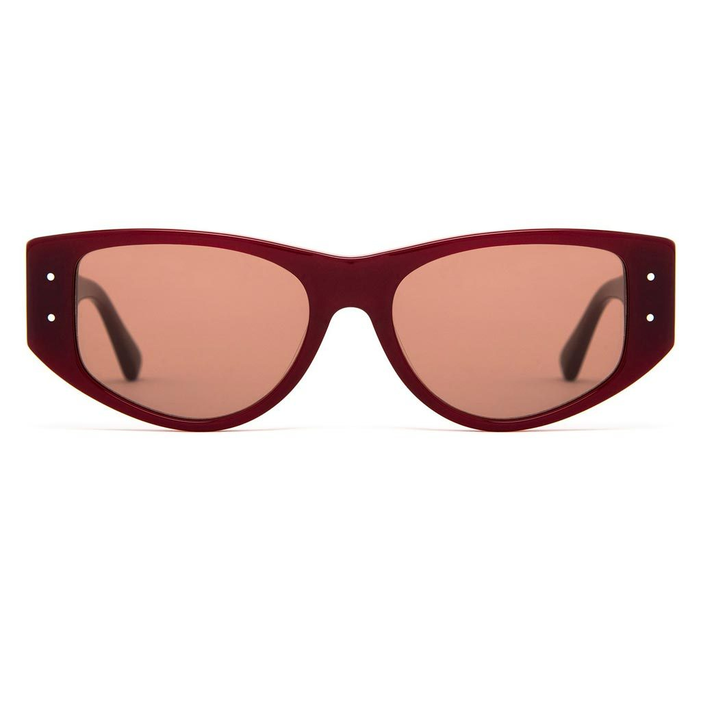 Epøkhe Eno Sunglasses - Blood Polished / Amber