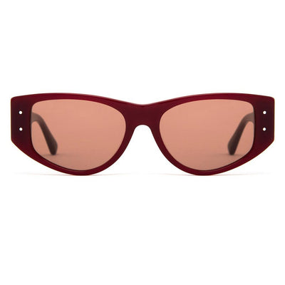 Epøkhe Eno Sunglasses - Blood Polished / Brown