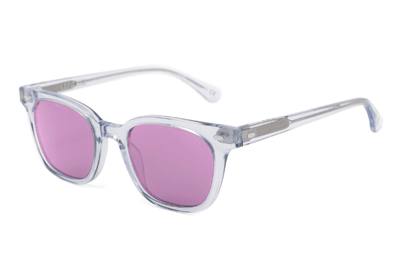 Epøkhe Kino Sunglasses - Crystal Polished / Velvet