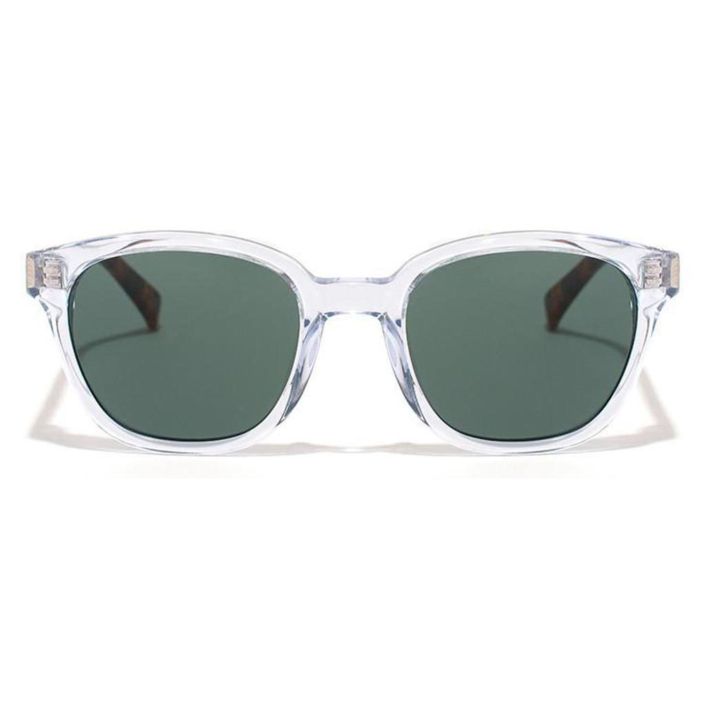 Epøkhe Ostra Sunglasses - Crystal Gloss Green