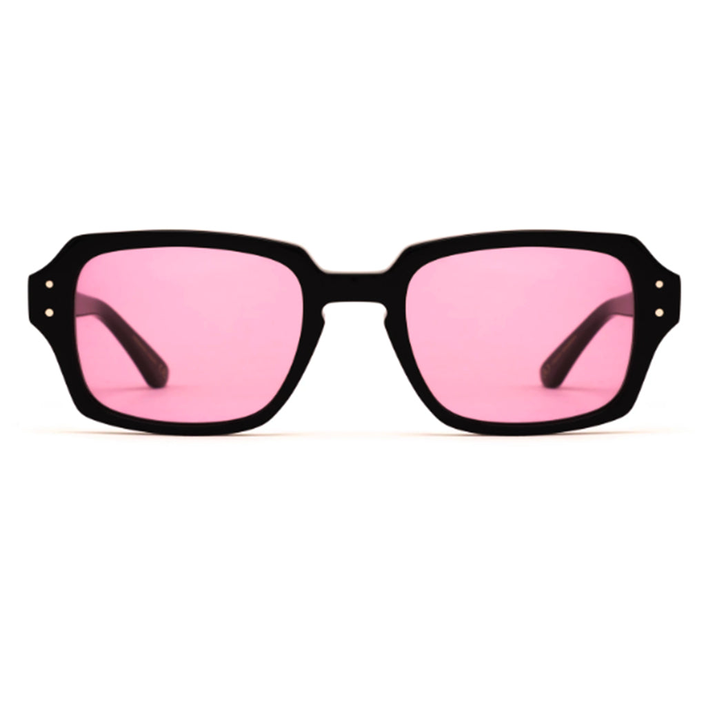 Epokhe Sunglasses Wilson - Black Polished Velvet