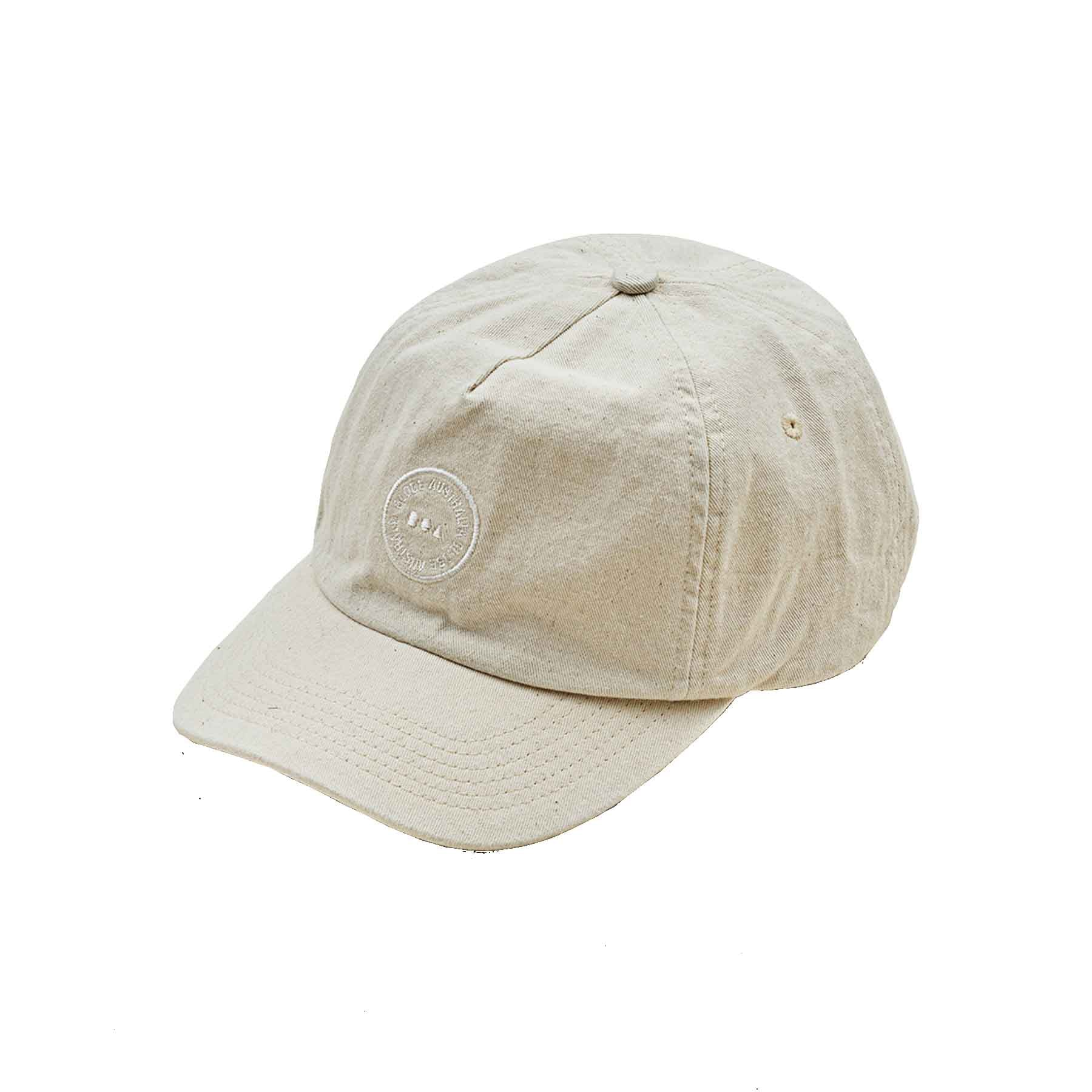 Globe Full Circle Cap - Bleach Free-Dye Free
