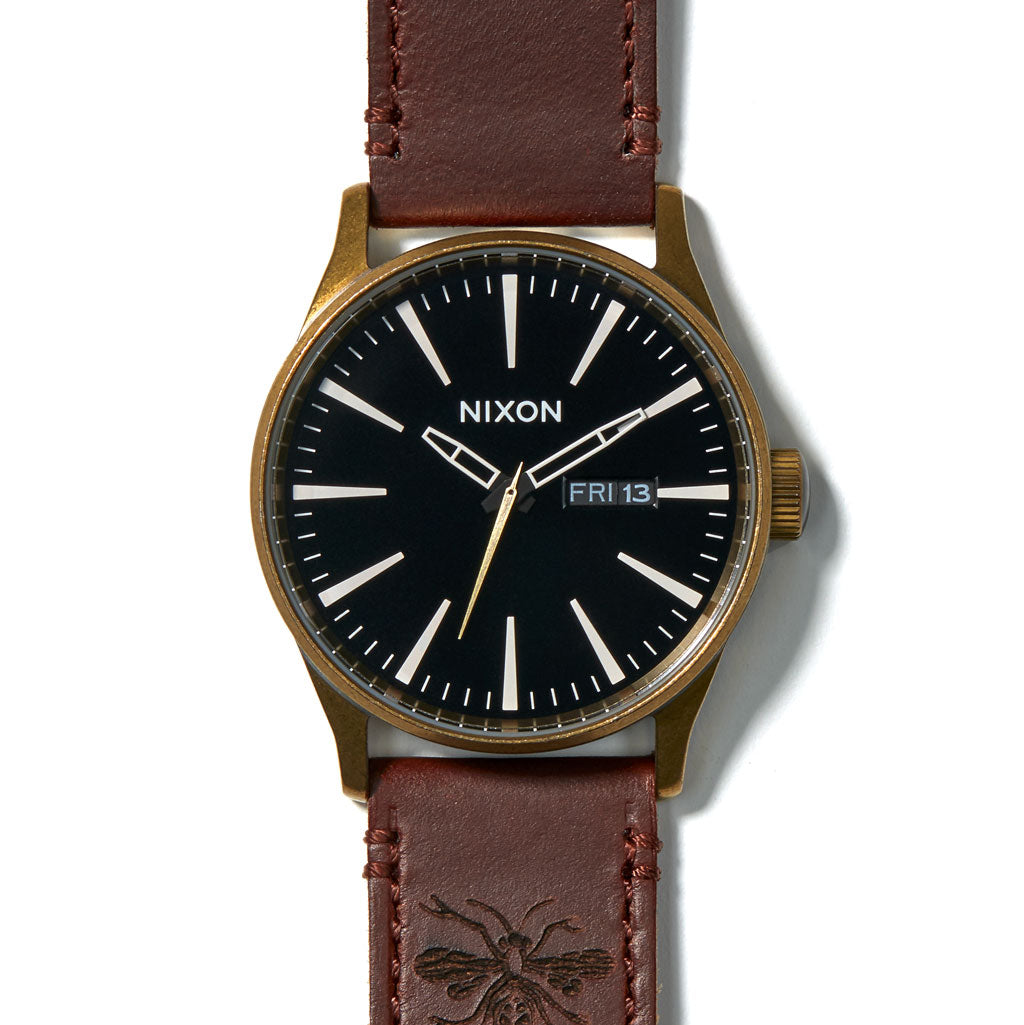 Nixon x Chippa Wilson - Sentry - Limited Edition Leather Watch