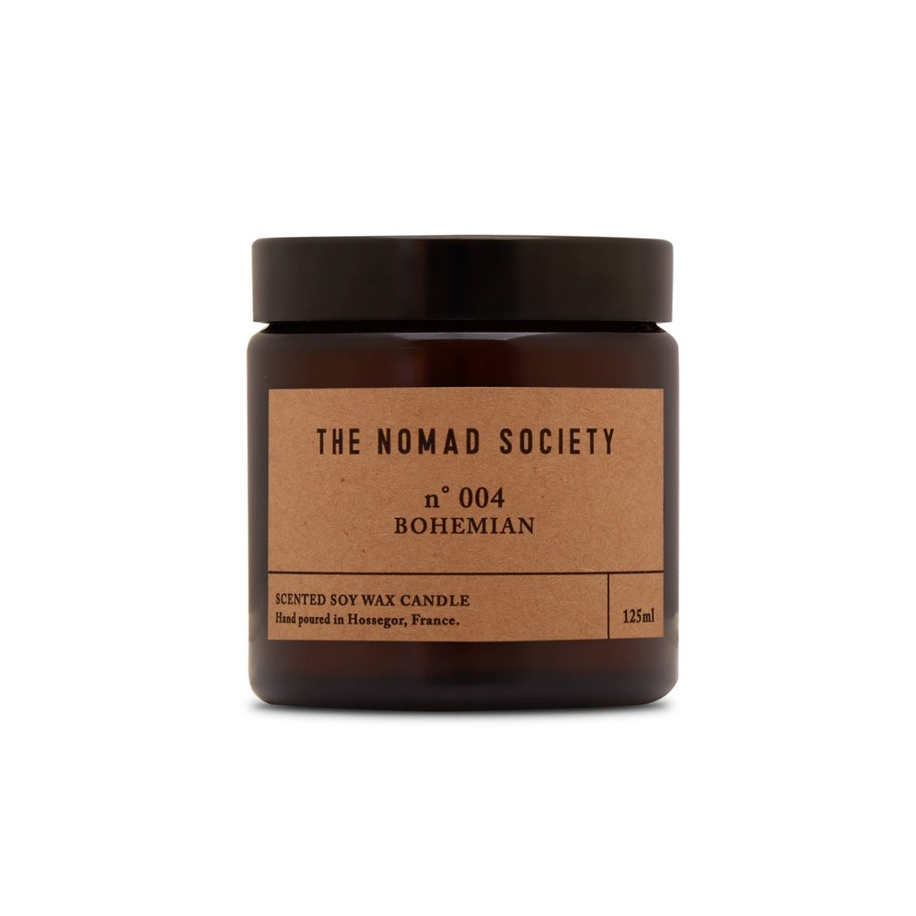 Nomad Society Bohemian Soy Candle - 120ml