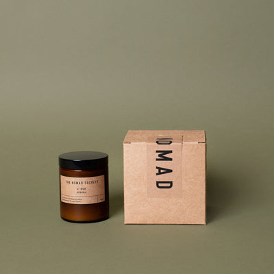 Nomad Society No14 AURORA LIimited Edition Christmas Soy Candle