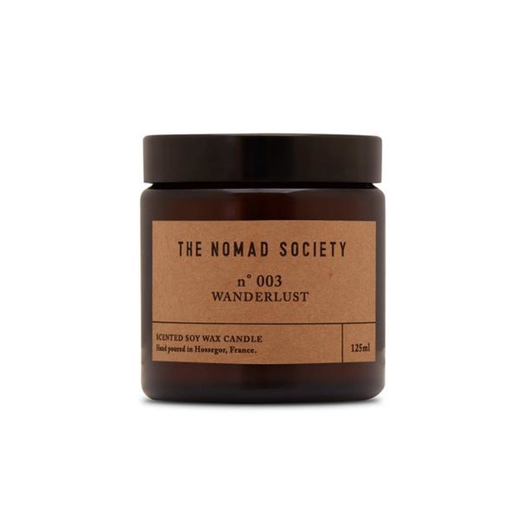 Nomad Society Wanderlust Soy Candle - 120ml