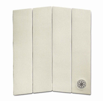 Octopus Front Deck Cream - Corduroy Grip Surfbard Grip Pad