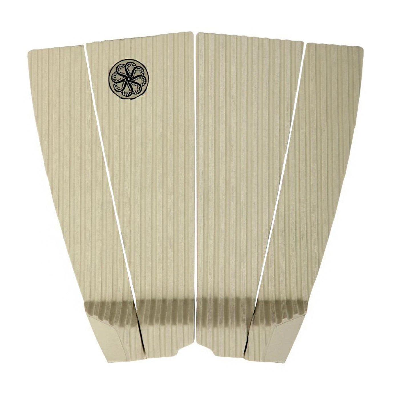 Octopus Mikey February - Corduroy Surfboard Pad - Cream