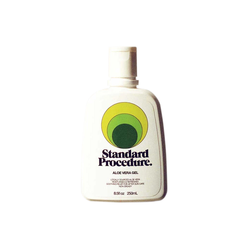 Standard Procedure Aloe Vera After Sun Gel - 250ml