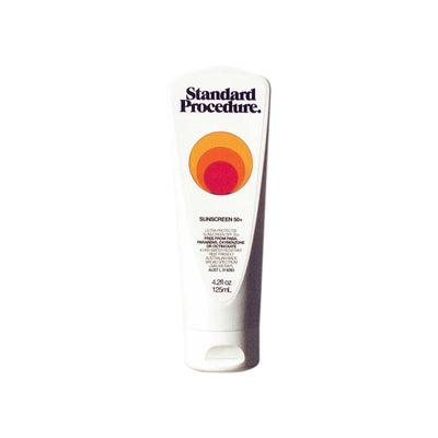 Standard Procedure SPF 50+ Sunscreen - 125ml