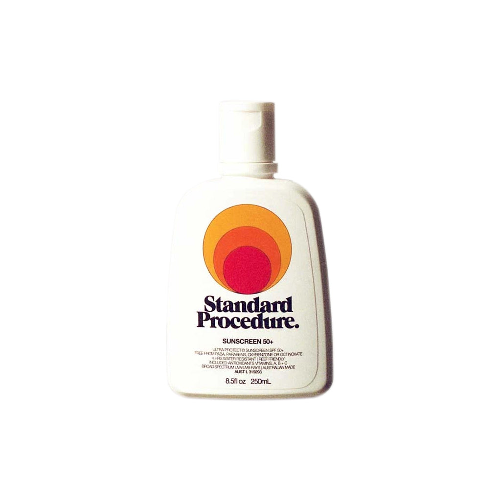 Standard Procedure SPF 50+ Sunscreen - 250ml