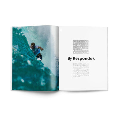 Respondek Photo Essay - Taj Burrow