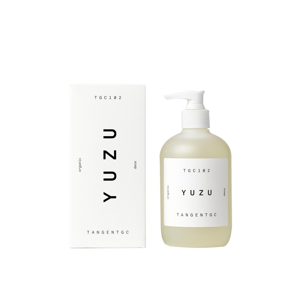 Tangent GC Yuzu Organic Soap - 350ml