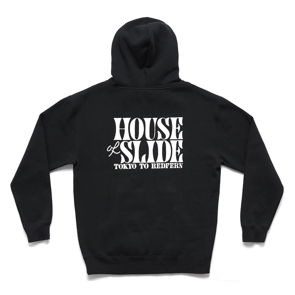 Tcss House of Slide Hoodie - Black