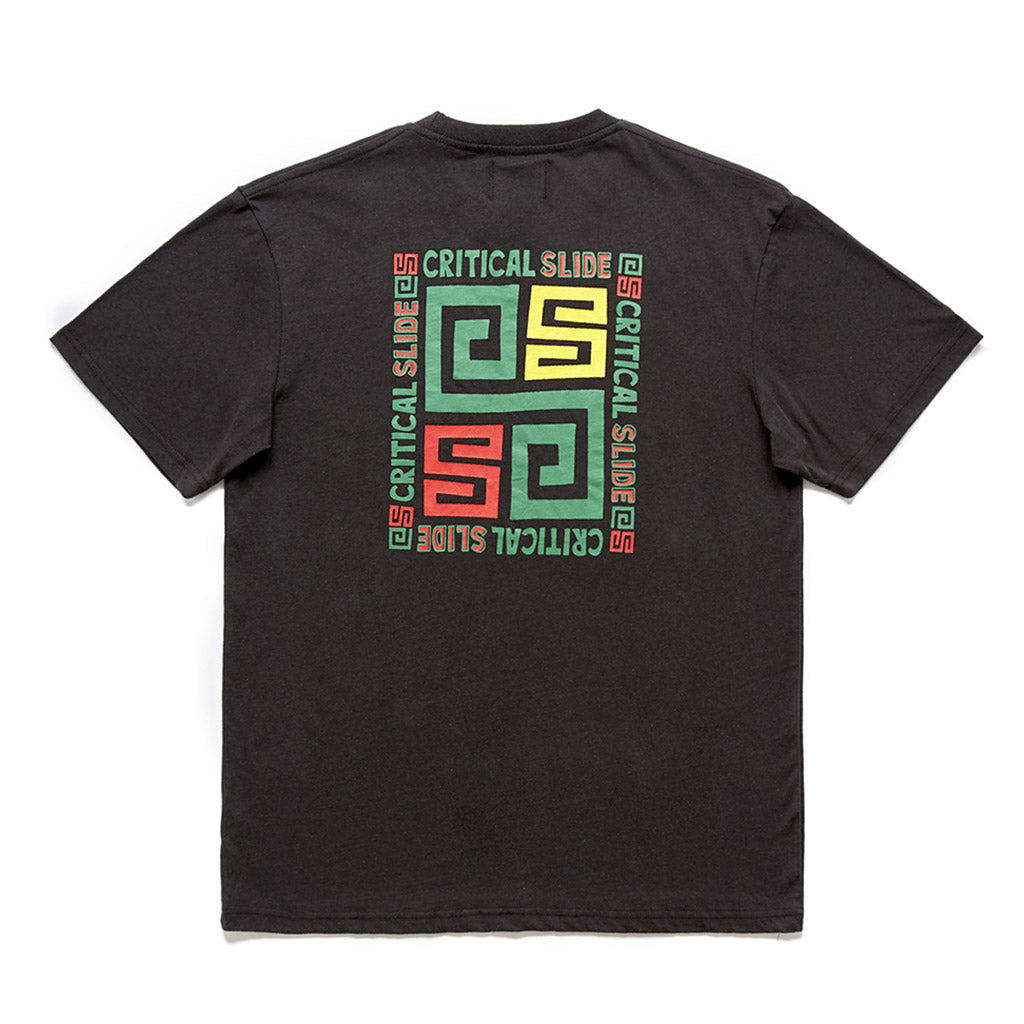 Tcss Tripoli T-Shirt - Green Black