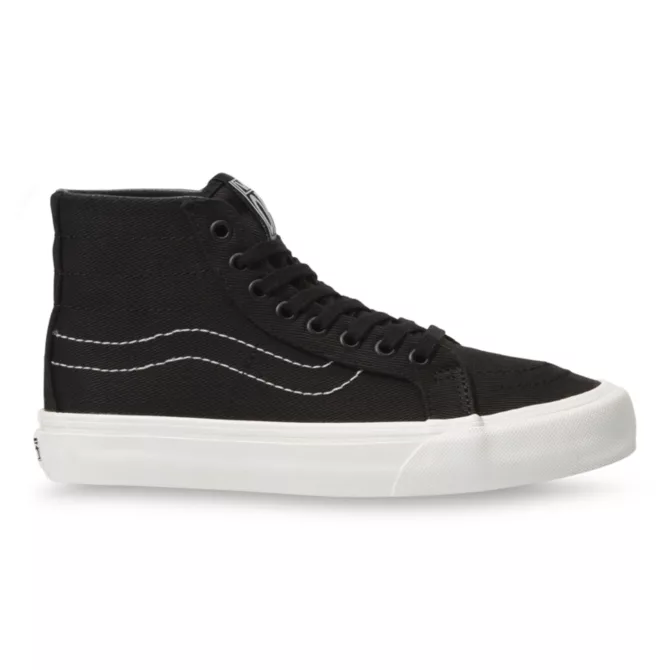 Vans Ainara Surf Supply Sk8-Hi 38 Decon Shoes - Black