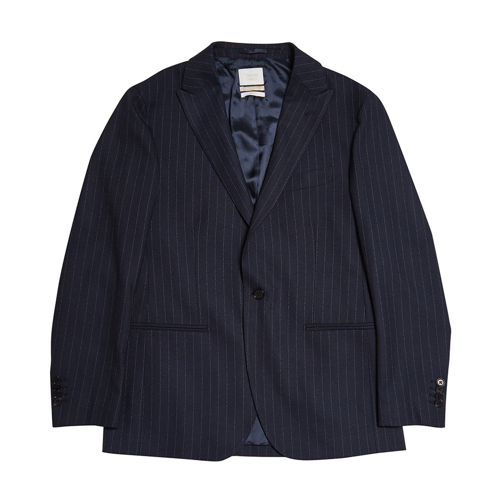 Wasted Talent Amalfi Blazer - Navy