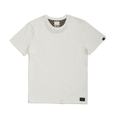 Wasted Talent Aquitaine T-Shirt - Off White