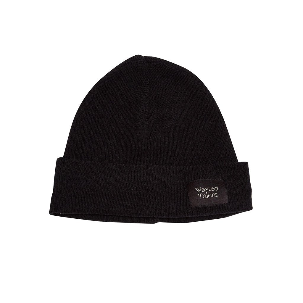Wasted Talent Sestriere Beanie - Black