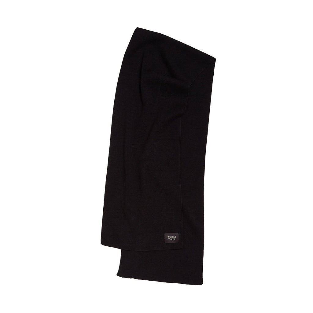 Wasted Talent Chelsea Scarf - Black