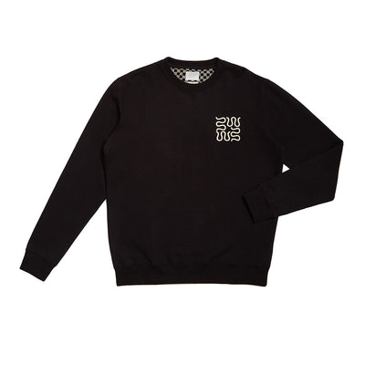 Wasted Talent Gracia Crew Neck - Noir