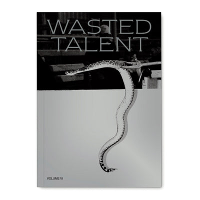 Wasted Talent Magazine Vol VI & Wasted Talent Tote Bag